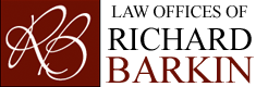 Richard B. Barkin Header Logo